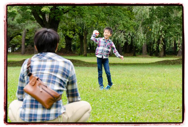 青森県 弘前市 弘前公園 記念 写真 撮影 キッズ ロケーション 出張 子ども カメラマン アルバム 年賀状