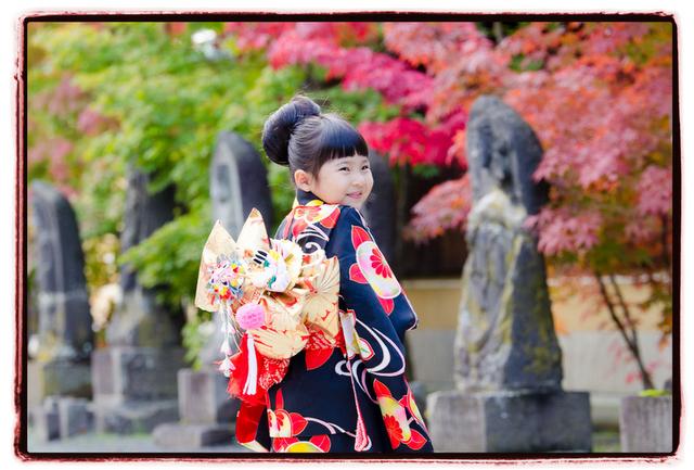 青森県 弘前市 最勝院 五重塔 七五三 お参り お詣り 神社 寺 出張 写真 撮影 記念 カメラマン 同行