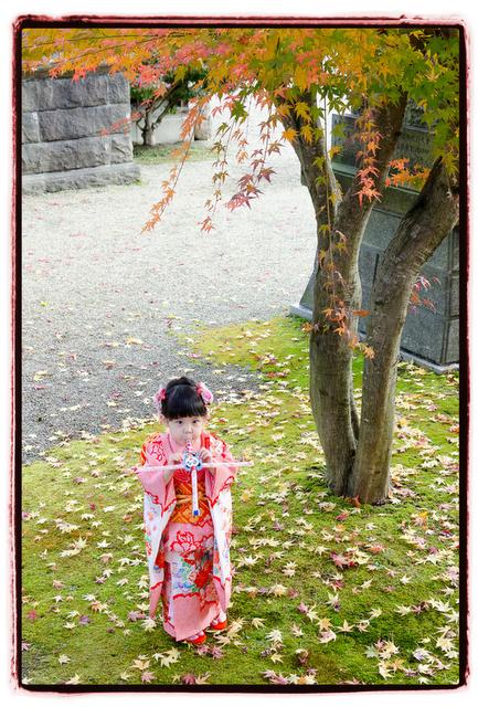 青森県 大鰐町 大円寺 七五三 お詣り お参り 祈祷 祈願 出張 写真 撮影 記念 ロケーション カメラマン
