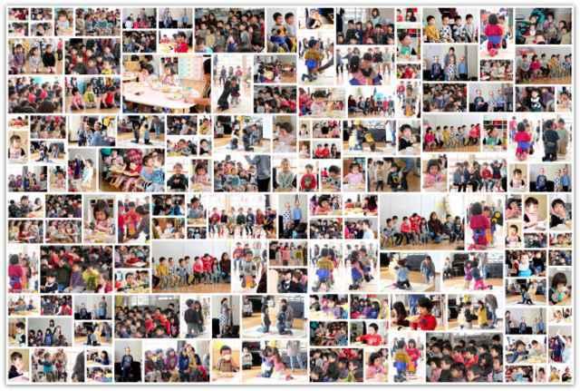 青森県 弘前市 保育園 お誕生会 写真 撮影 スナップ インターネット 販売 カメラマン イベント 行事