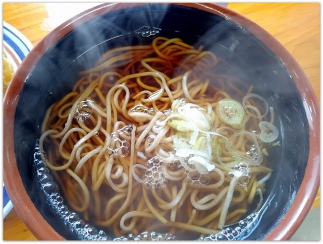 青森県 十和田市 とうてつ駅そば 売店 ランチ そばコーナー 食堂 グルメ 写真