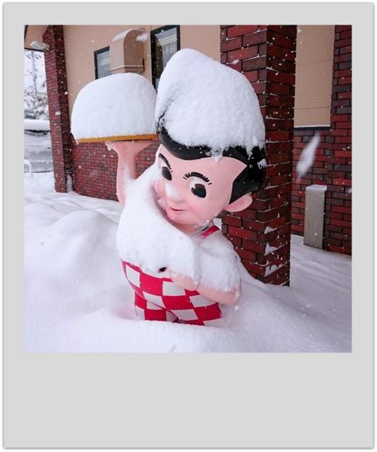 弘前は大雪です(涙)!