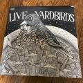 レコジャケ Live Yardbirds BW
