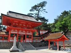 大社ご縁広場(日御碕神社)