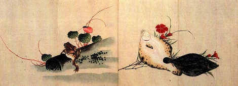 800px-Hokusai_Flat_fish_and_pink.jpg