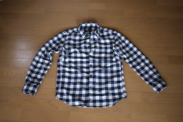 s-13:26ネルシャツ