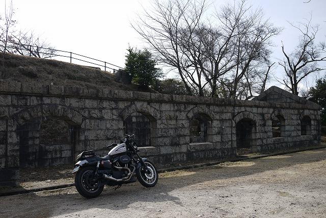 s-11:20旧高烏砲台兵舎