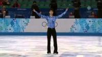 """羽生結弦 フィギュアスケート 神演技 SP""""パリの散歩道"""" 2014 ソチオリンピック @lSYkWFBCLyg"""
