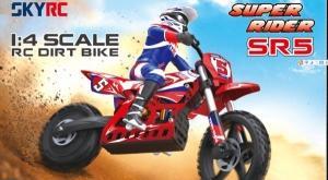 SKYRC SR5 1/4スケール ダートバイク_01