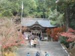 仁比山神社(2017.11.25)