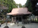 白角折神社(2017.11.25)