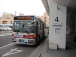 佐賀駅バスセンター~モラージュ佐賀前(2017.11.25)