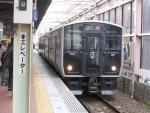 2860M(佐賀~鳥栖)2017.11.25