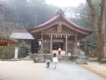 竈門神社(2018.1.18)