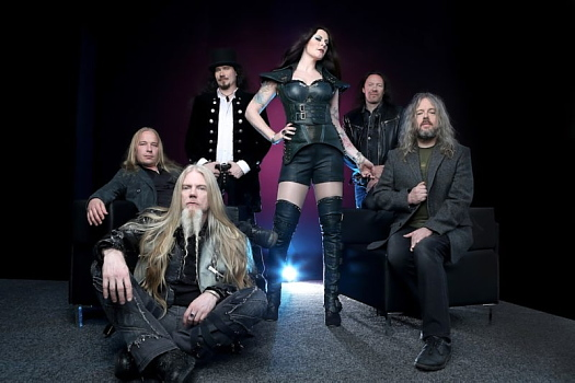 Nightwish press 2017