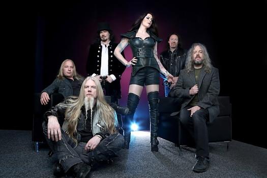 Nightwish press 2017