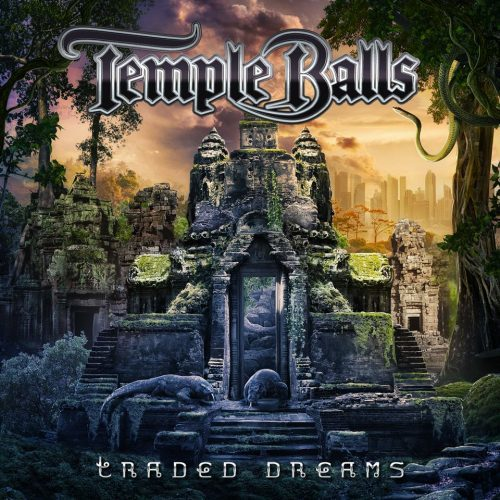Temple Balls Traded Dreams kansi