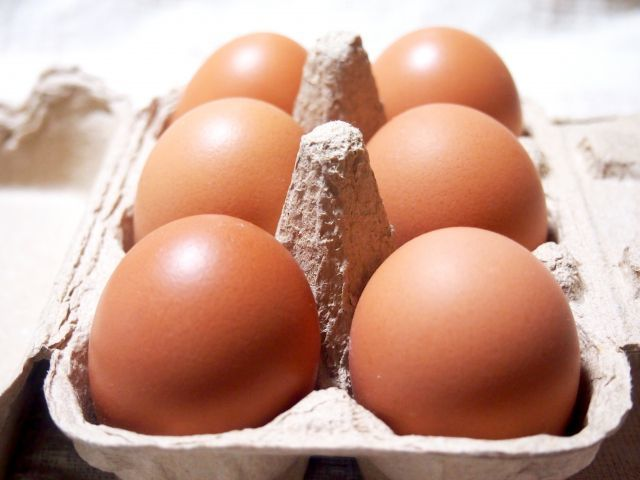 赤い卵と白い卵の違いは?