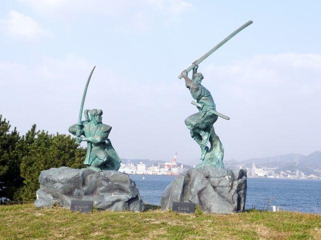 えっ? 佐々木小次郎にとどめを刺したのは、宮本武蔵の弟子たちだった?