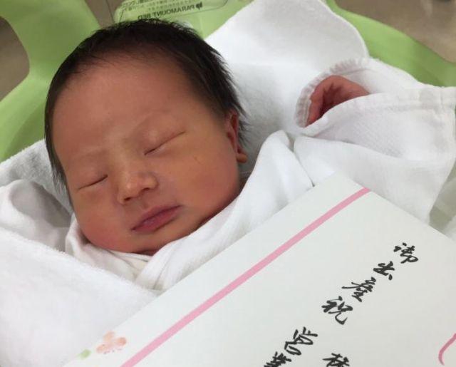 帝王切開 分娩 赤ちゃん