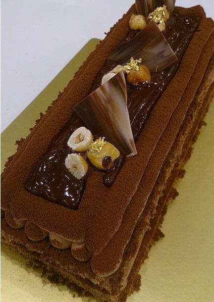 201708チョコケーキ
