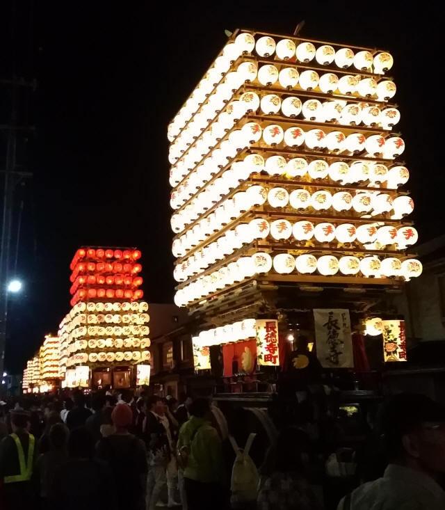長徳寺の曳山0
