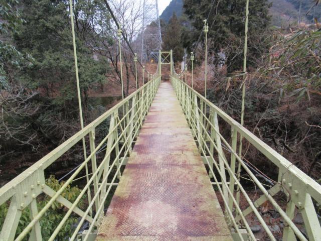 江代の吊橋5