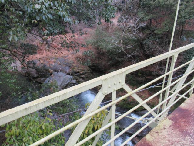 江代の吊橋6