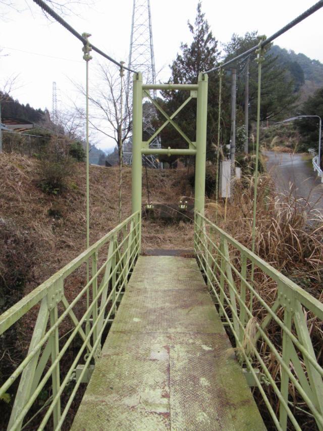 江代の吊橋7