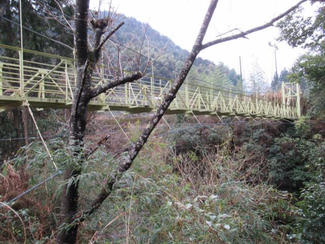 江代の吊橋9