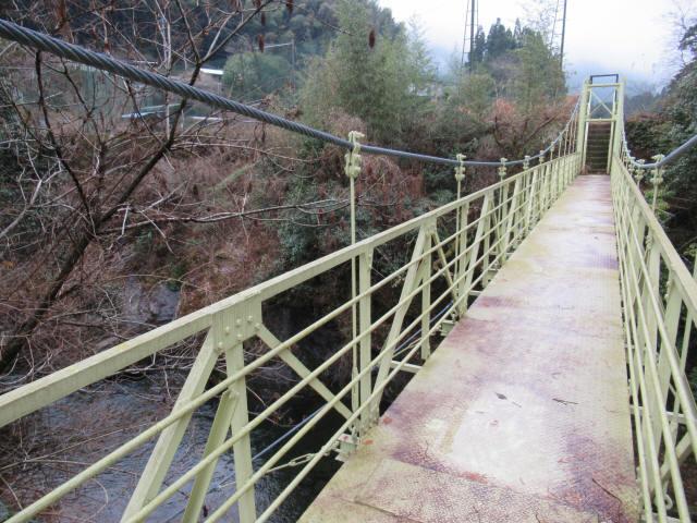 江代の吊橋8
