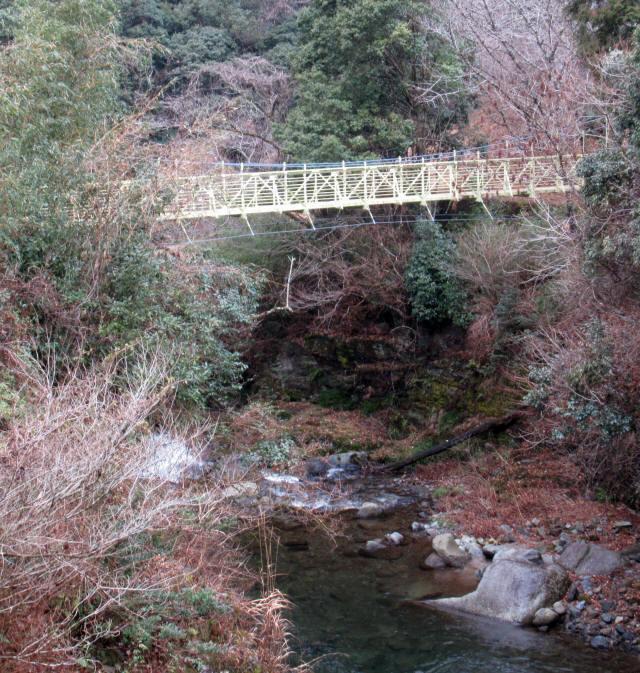 江代の吊橋0