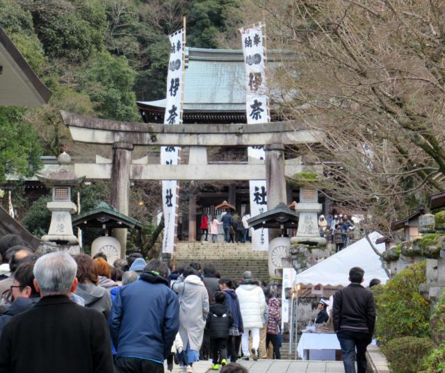 伊奈波神社0