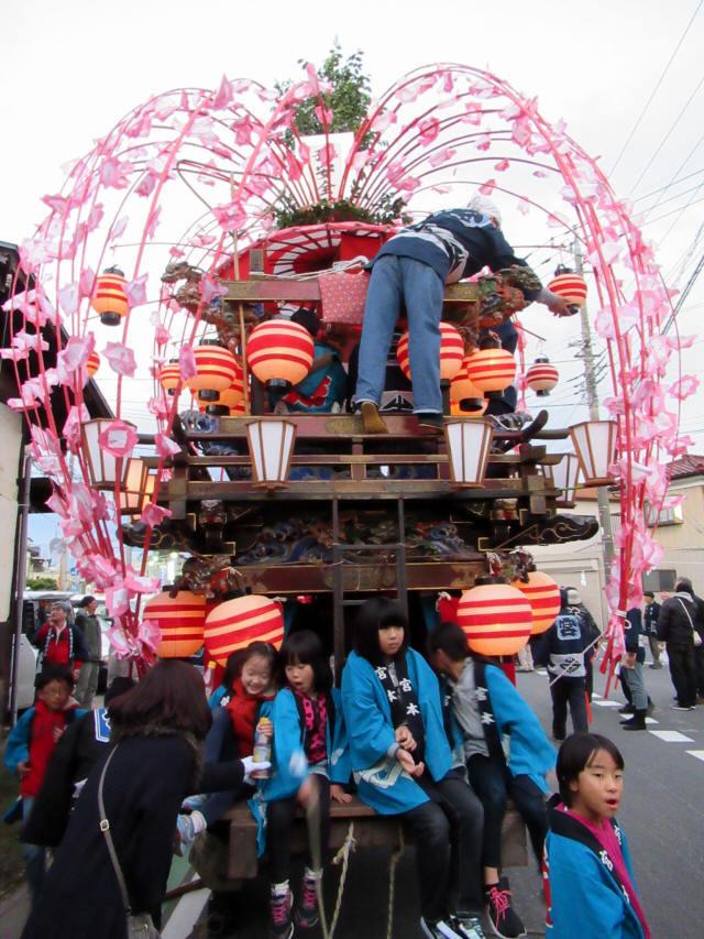 宮本の山車5