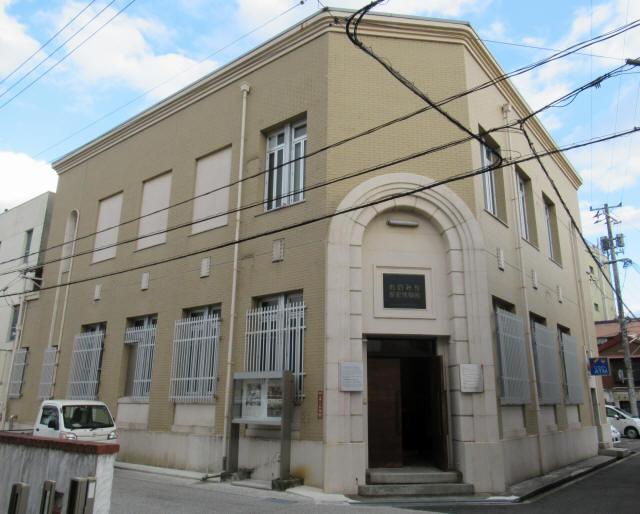 旧尾道銀行本店1
