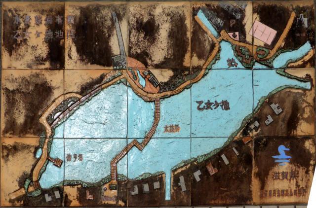 大溝の水辺景観7