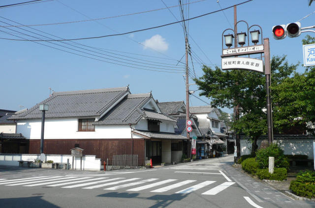 篠山城下町16