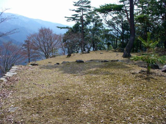 津和野城跡4