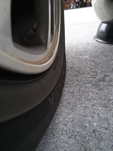 タイヤの空気 (7)