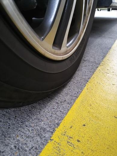 タイヤの空気 (4)