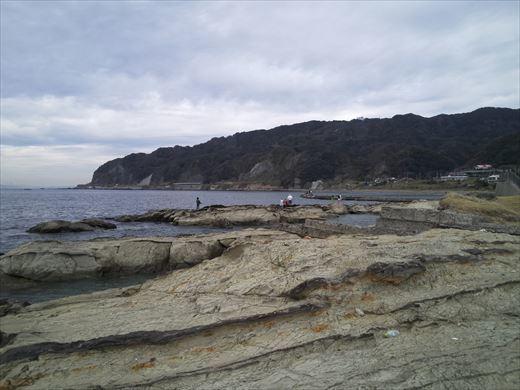 富津市の海で釣り (15)