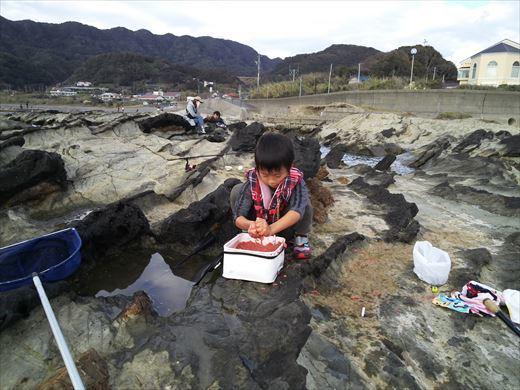 富津市の海で釣り (19)