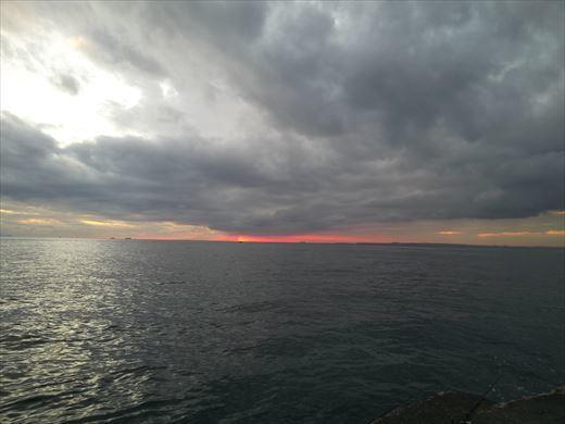 富津市の海で釣り (27)