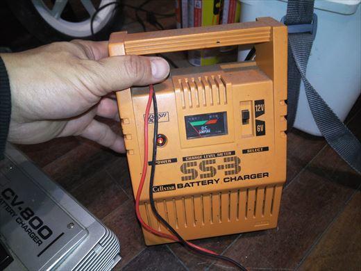 ④バッテリー充電 (5)