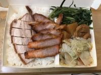 叉燒燒肉飯170927