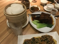 東坡肉と割包171008