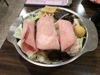沙茶豬肉鍋171012