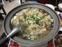 酸菜白肉鍋171024