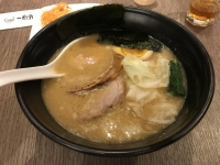 秋冬限定「橫濱家系豚骨拉麵」171110