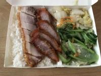 叉燒燒肉飯171121